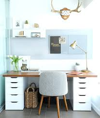 ikea home office furniture uk. Ikea Home Office Desk Balance A Wooden Board Across Two Storage Cabinets  And Boom You Have . Furniture Uk C