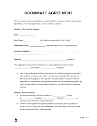 (write down the terms of the contract. Free Rental Lease Agreement Templates Residential Commercial Word Pdf Eforms