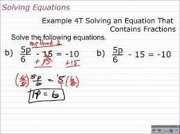 worksheet solving multi step equations pre algebra printable
