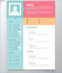 Free Creative Resume Templates Microsoft Free Creative Resume