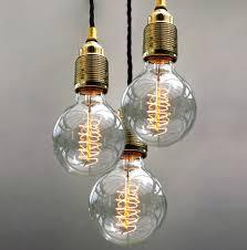 set of three bulb pendant lightsunique s co throughout 3 bulb pendant light fixture
