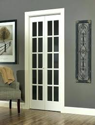 french closet doors with frosted glass. Interior Bifold Doors Classic Glass French Frosted . Closet With