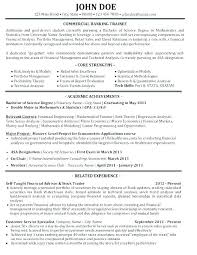Financial Resume Objective Best Of Resume Objective For Marketing Position Resume Objective Examples