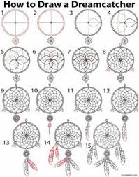 Dream Catcher Weaving Techniques Dreamcatcher OMG This is so HELPFUL Pinteres 2