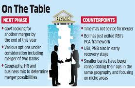 Bank Merger Round 2 Of Psb Merger Punjab National Bank