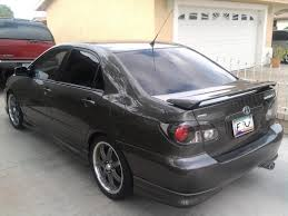 jerryscorolla602 2006 Toyota CorollaS Sedan 4D Specs, Photos ...