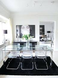 round glass table ideas inspiration of glass dining tables with best glass dining table ideas on