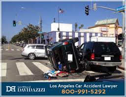 Los Angeles Car Accident Lawyer David Azizi Fights for You