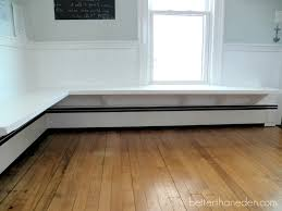 Built In Bench Built In Bench Seating For Kitchen Grampus