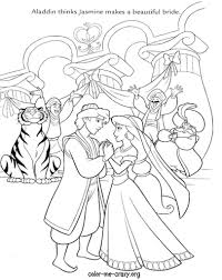 Small Picture Free Disney Wedding Coloring Pages Cooloring Disney Wedding