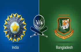 Bangladesh Tour Of India For 2 Test 3 T20 Series 2019