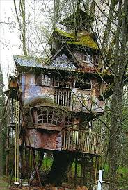Simple Tree House Simple Tree House For Kids Simple Treehouse