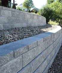 allan block retaining wall how to