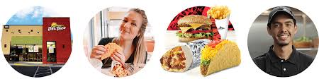 del taco restaurant and menu items