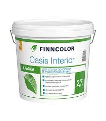 <b>Краска</b> водно-дисперсионная интерьерная <b>Finncolor Oasis</b> ...