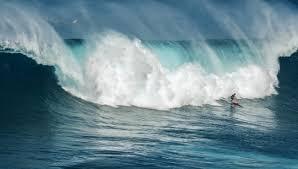 big wave surfing wallpaper wall mural