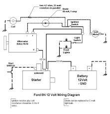 8n ford tractor wiring diagram 6 volt solidfonts ford 600 12 volt converison wiring diagram mytractorforum com farmall 6 volt tractor wiring diagram nilza ford 8n