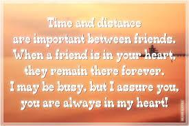 Distance Friendship Quotes Impressive 48 Quotes About Long Distance Friendship