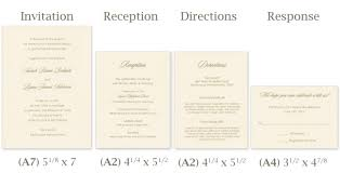 Wedding Invitation Sizes Using An Excellent Design Idea Aimed To