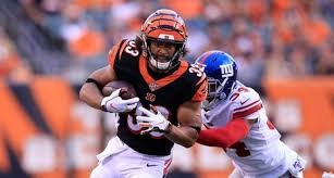 Colts Rb Depth Chart 2012 Report Bengals Rookie Running Back Rodney Anderson Tears Acl