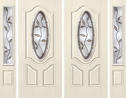 oval exterior door by therma tru in