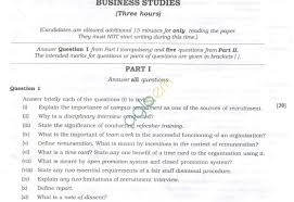 isc question papers for class business studies aglasem  isc question papers 2013 for class 12 business studies