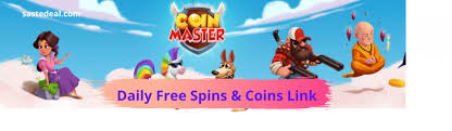 Coin Master Free Spins Link April 2021 - Free Spin & Coins Daily