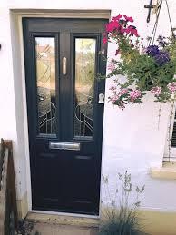 Victorian Cottage Front Door Installation