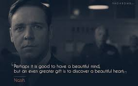 A Beautiful Mind Quotes About Schizophrenia Best Of 24 Quotes From A Beautiful Mind That Perfectly Capture The Inspiring