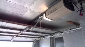 mvp garage door openerAllister Type IIA Garage Door Opener Replace  Home Inspector