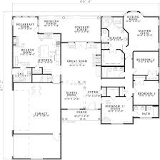 Traditional house plan has square feet with 4 bedrooms 3 full baths from ultimate home plans see floor plan features for plan