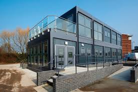 container office building. Office. Flat Pack Container Office Building O