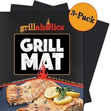 7 Best Grill Mats For Standard Round And All Types Of Bbqs And Grills