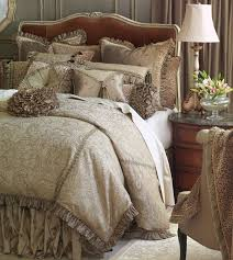 image of luxury bedding collections models