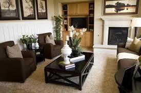 living room with black furniture. Elegance Black Brown Living Room Furniture With I