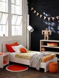 modern teenage bedroom furniture. Orange Rules In This Color-happy Modern Kid\u0027s Bedroom. Modern Kids  BedroomKids Bedroom FurnitureBedroom Teenage Furniture Y