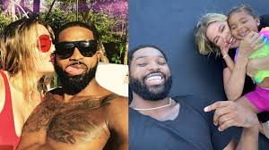 Khloe Kardashian and Tristan Thompson ...