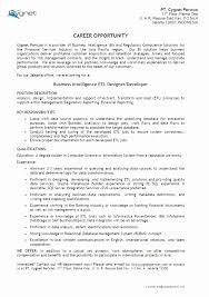 20 Informatica Developer Resume