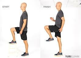 best fat burning leg exercises step ups