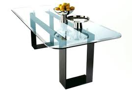 36 in glass table top rectangle toughened glass x inch 3 8 thick bevel tempered radius