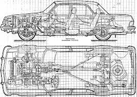 Ремонт и техническое обслуживание ходовой части ГАЗ  Рисунок 1 1 Компоновка автомобиля ГАЗ 3102