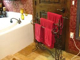 Decorative Bathroom Towels Sets How To Hang Bathroom Towels On A Towel Bar Home Design Ideas