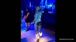Light Up Cowgirl Boots By Neon Nightlife Inspired By Kacey Musgraves Grammys Performance