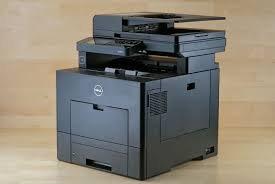 Dell C2665dnf Color Multifunction Printer Review It S Fast And