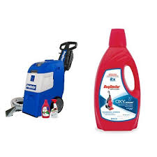 rug doctor mighty pro x3 pet pack and rug doctor oxy pro carpet cleaner 64oz bundle