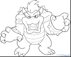 Super Mario Coloring Coloring Pictures Coloring Pages Brothers Rs
