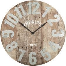 full image for cozy farmhouse wall clock 73 antique farmhouse wall clock images oversize aged rustic