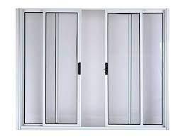 porta de correr sacada 4 folhas alumínio brilhante. Janela De Aluminio Em Promocao Ofertas Na Americanas