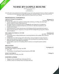 Nursing Objectives For Resume Coachfederation