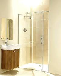 installing shower doors on tub breathtaking installing sliding glass shower doors bathtub glass doors medium size installing shower doors